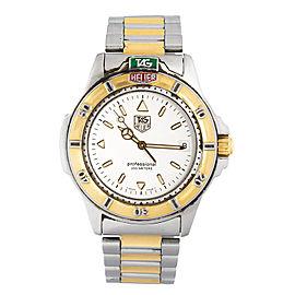 Tag Heuer Mens TwoTone WF1220 Watch