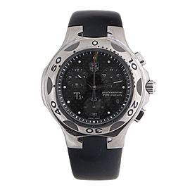 Tag Heuer Kirium CL1181.FT6000 Titanium 38mm Watch