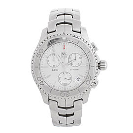 Tag Heuer Link chronograph CJ1111 Watch