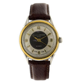 Vacheron Constantin 14K Yellow Gold & Stainless Steel 35mm Watch