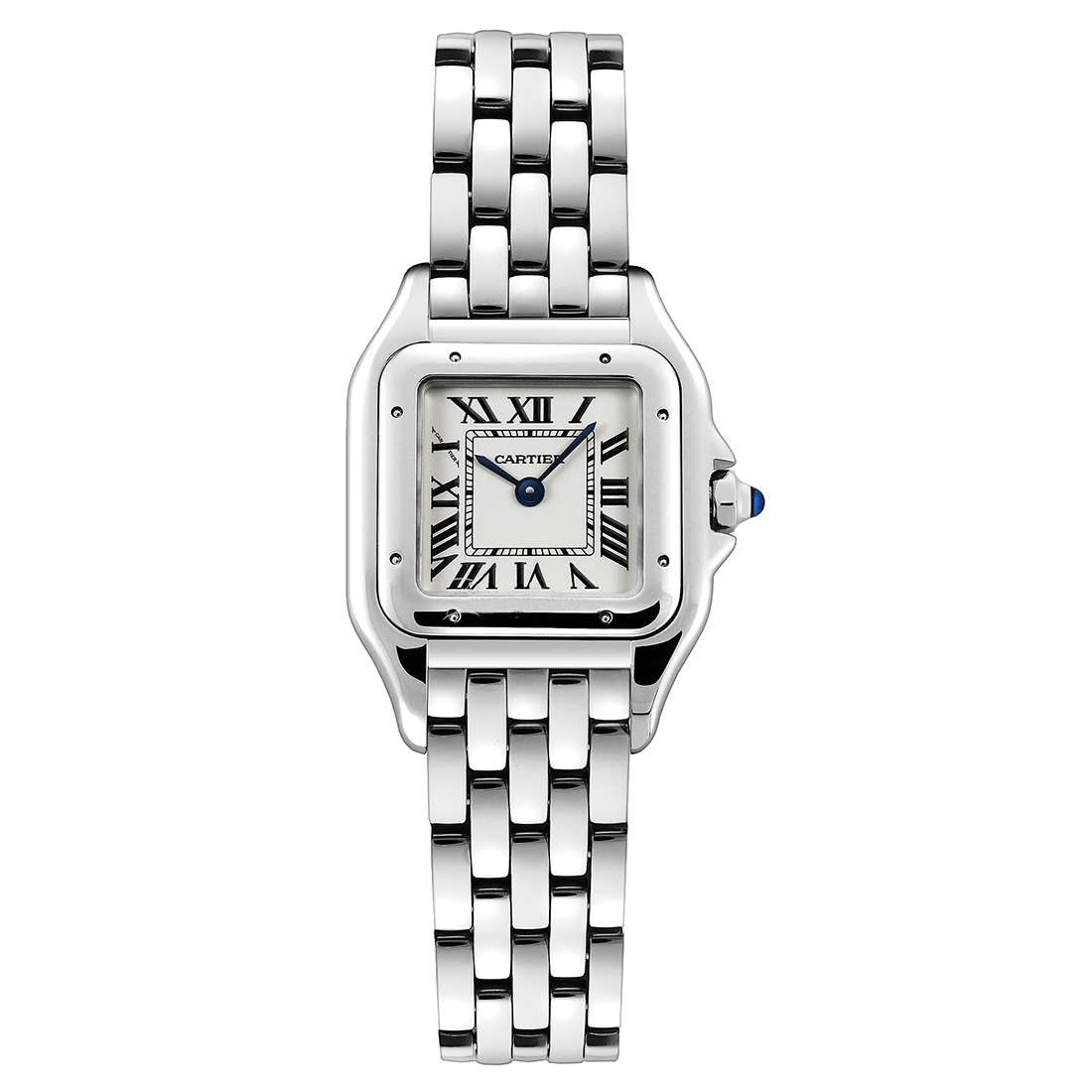 "Image of ""Cartier Panthere de Wspn0006 Stainless Steel 22mm Womens Watch"""