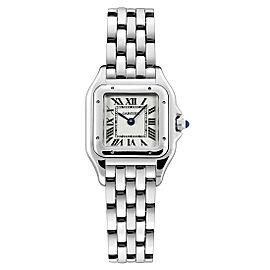 Cartier Panthere de WSPN0006 Stainless Steel 22mm Womens Watch