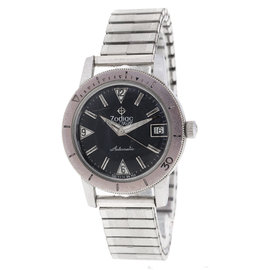 Zodiac SeaWolf Stainless Steel Automatic 35mm Watch