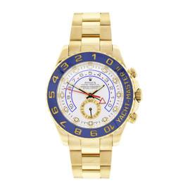 Rolex Yacht Master II 116688 18K Yellow Gold 44mm Watch