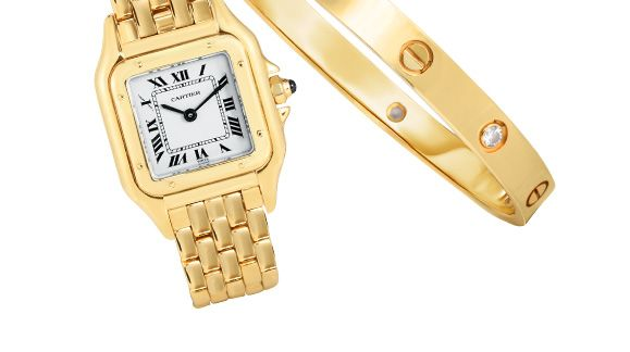Shop the latest from Cartier
