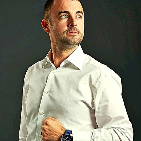 Tockr Founder Austin Martin