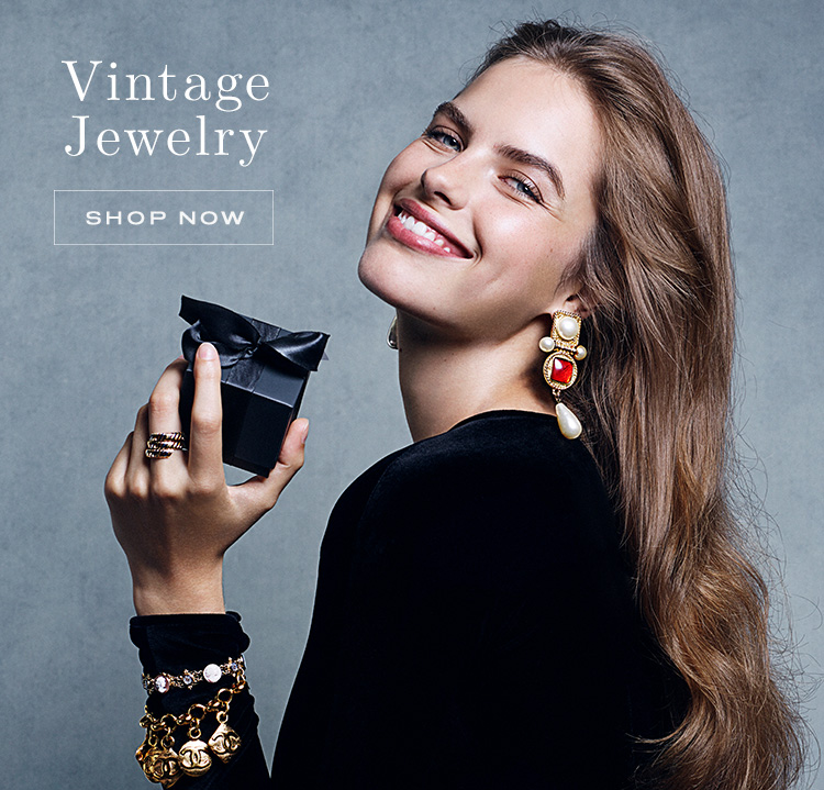 VINTAGE JEWELRY WISHES