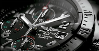 The History of Breitling Watches